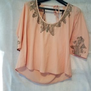 front blouse/ top